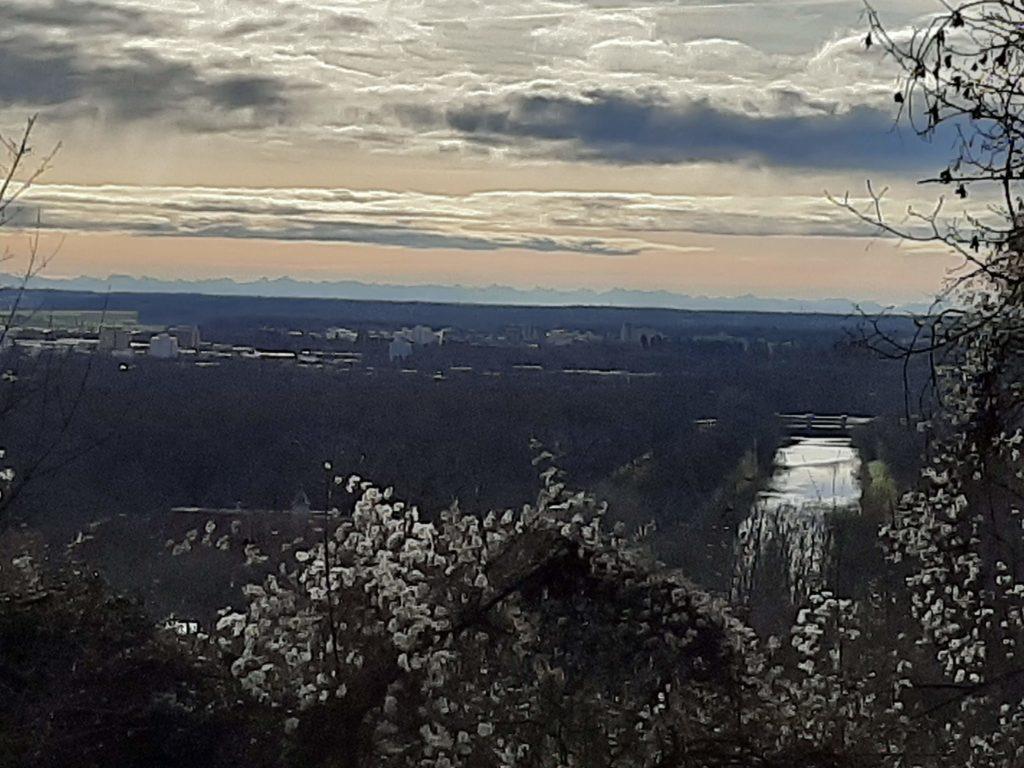 Winterliches Ulm